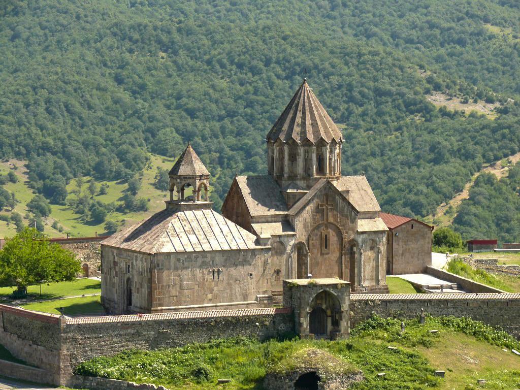 Gəncəsər monastrı (məbədi)