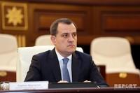 Джейхун Байрамов -  министр иностранных дел Азербайджанской Республики