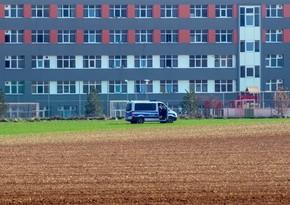Asylum seekers flee camp in Germany - VIDEO