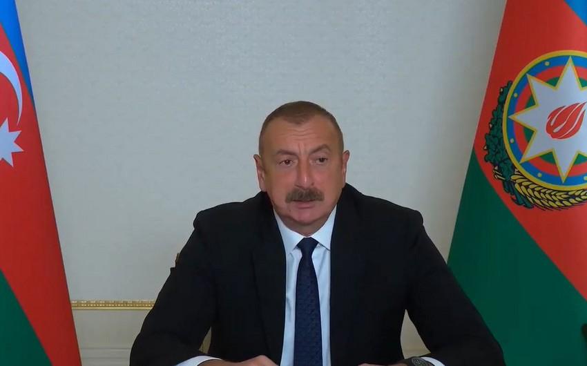 Президент Азербайджана: Армения понимает, что совершила большую ошибку и потеряла время