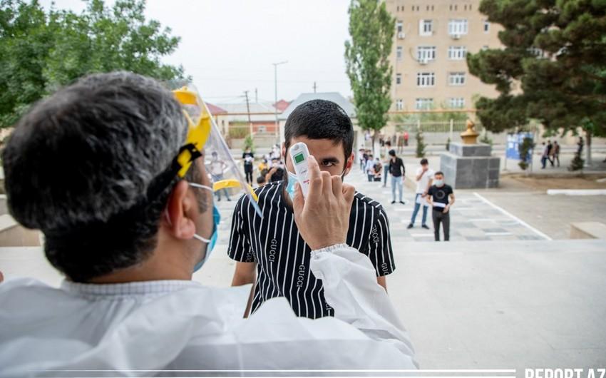 Maskalı imtahan - FOTOREPORTAJ - VİDEO