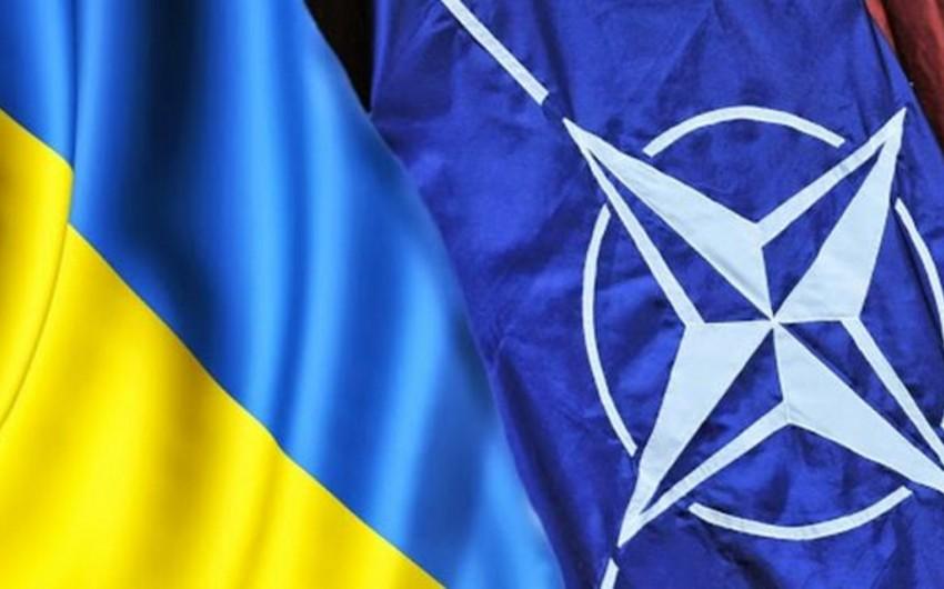 Ukrayna NATO-ya daxil olmağı xarici siyasətinin prioriteti kimi müəyyənləşdirib