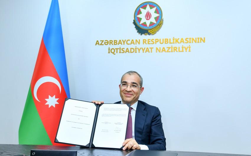 Минэкономики Азербайджана будет сотрудничать с японской компанией NEXI
