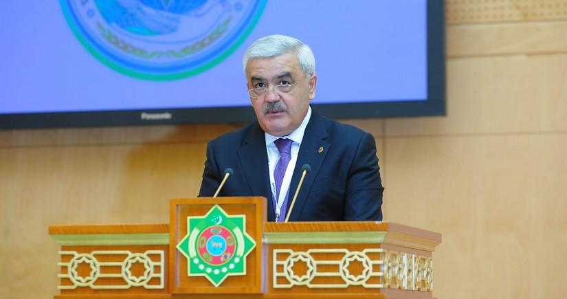 Президент SOCAR выступил на международном форуме в Туркменистане