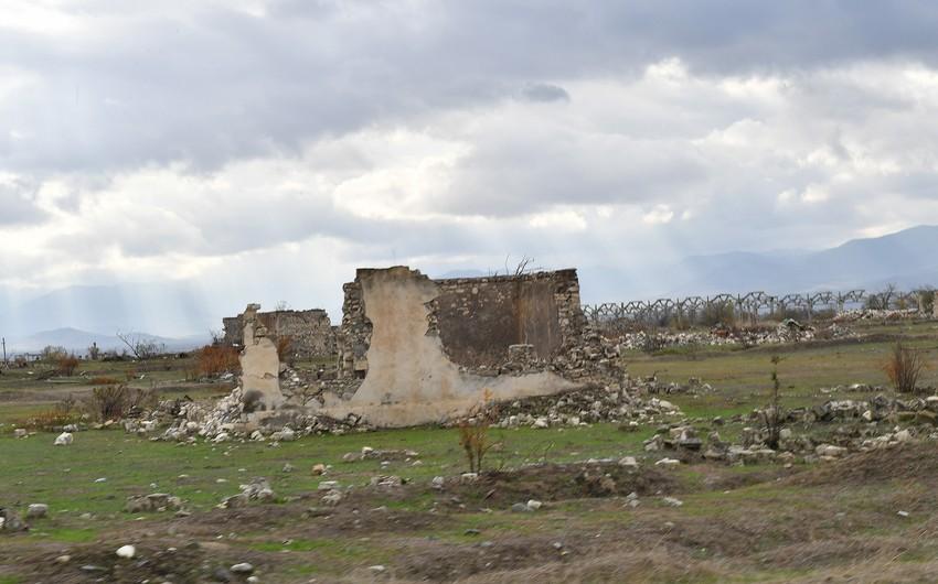 Azəriqaz: İşğaldan azad olunmuş ərazilərin qazlaşdırılması işlərinə başlanılıb