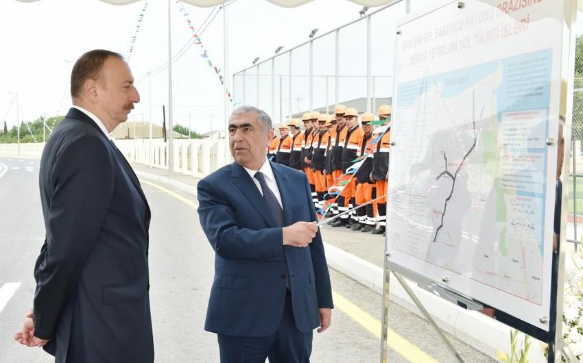 Prezident İlham Əliyev Nardaran qəsəbəsinə gedib - ƏLAVƏ OLUNUB