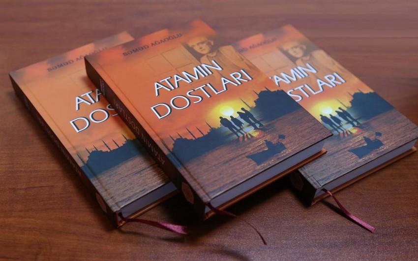 Издана книга об Ахмеде Агаоглу