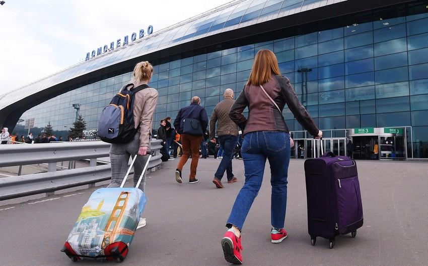 Moskvanın hava limanlarında 30-a yaxın reys təxirə salınıb və ya gecikir