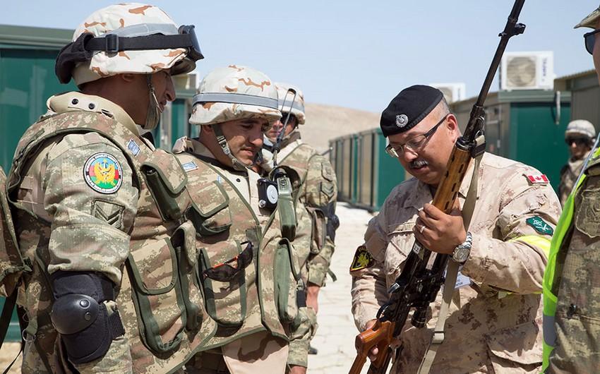 OCC battalion of Azerbaijan Armed Forces starts NATO evaluation exercise