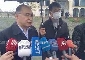 Узбекистан безвозмездно восстановит школу в Карабахе