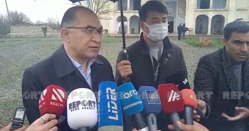 Özbəkistan Qarabağda bir məktəbi təmənnasız bərpa edəcək