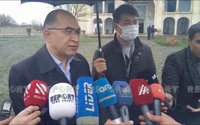 Uzbekistan to build school in Karabakh as gift for Azerbaijani people