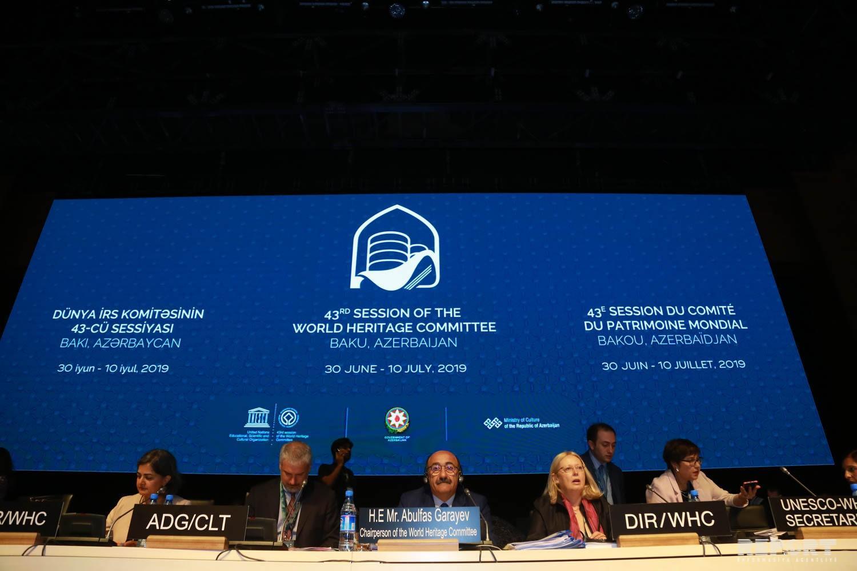 Baku Declaration of UNESCO World Heritage Committee adopted