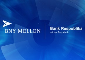 Bank Respublika starts cooperation with Bank of New York Mellon