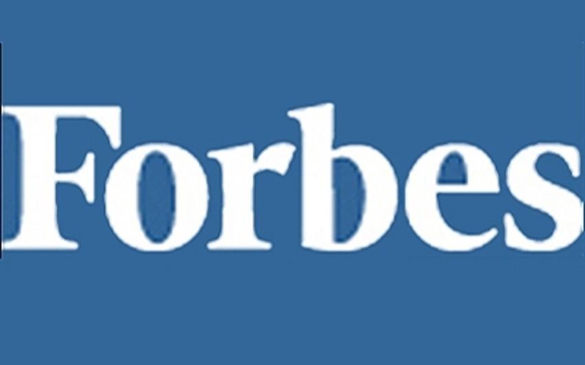 Forbes dünyanın ən yaxşı işəgötürənlərini müəyyən edib