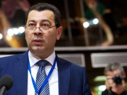 Самед Сеидов принимает участие на заседании Постоянного комитета ПАСЕ в Париже