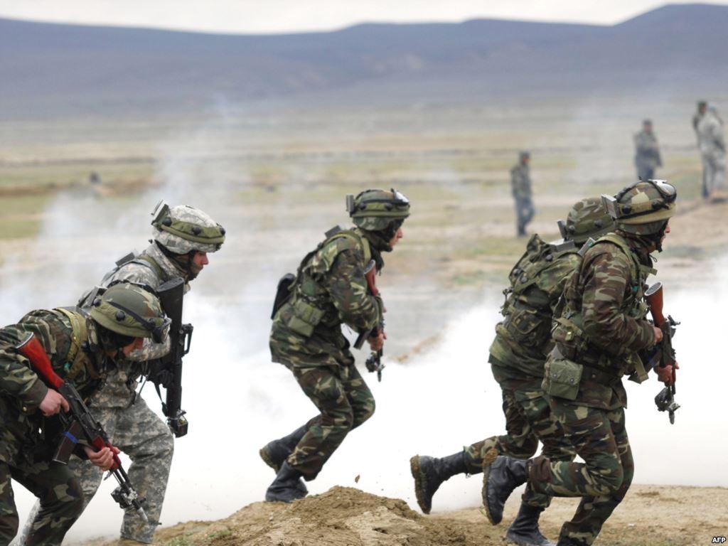 Армяне нарушили режим прекращения огня 138 раз за сутки