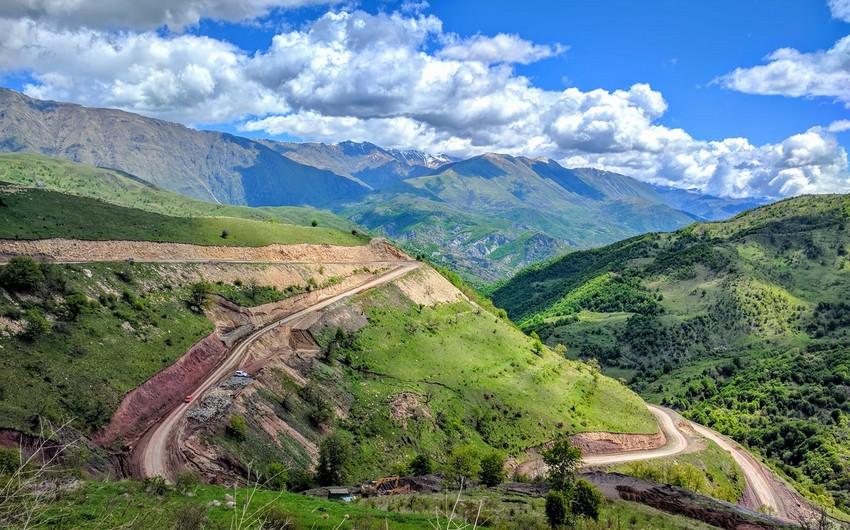 FM: Armenians continue to build illegal settlements in Kalbajar