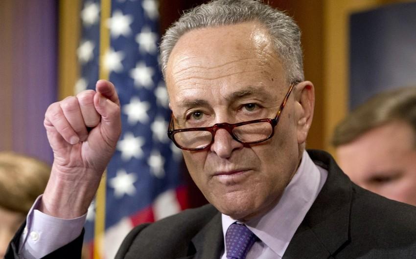 Demokratların lideri vitse-prezidenti Trampı vəzifəsindən uzaqlaşdırmağa çağırdı