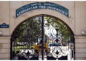 Сотрудникам Азербайджанского медуниверситетаприсвоеныпочетные звания