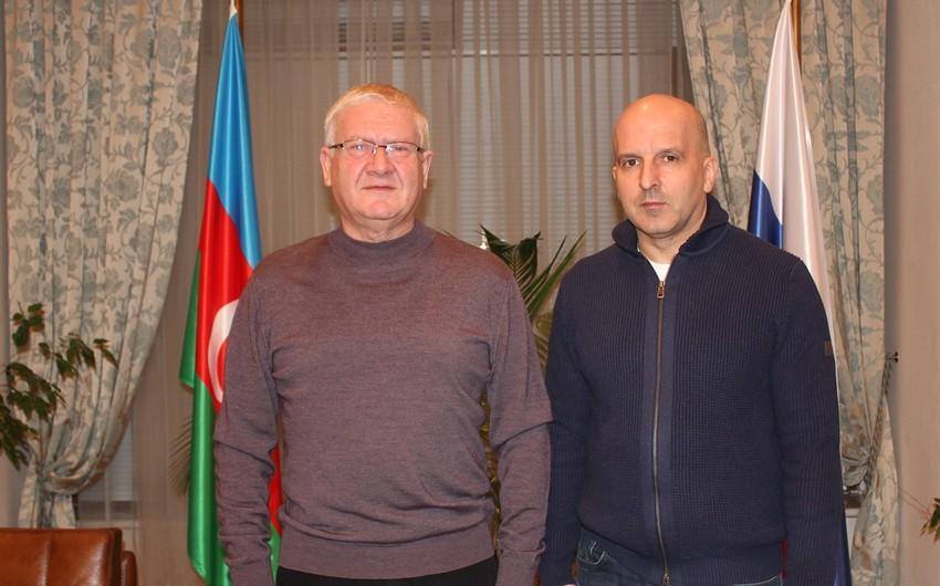 Депутат Государственной Думы России посетил РИКЦ в Баку