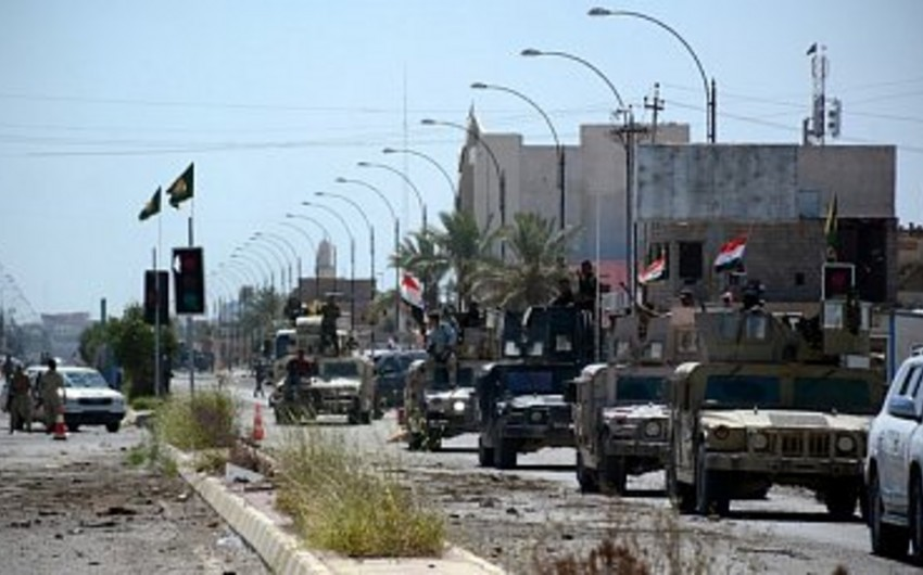Iraqi forces tend to avenge ISIS in ar Ramadi