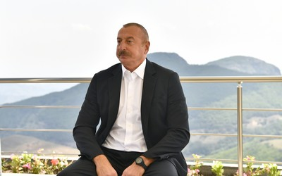 Azerbaijani President's message to Armenians and their patrons - COMMENTARY