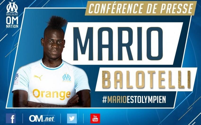 Marsel klubu Mario Balotellini transfer edib