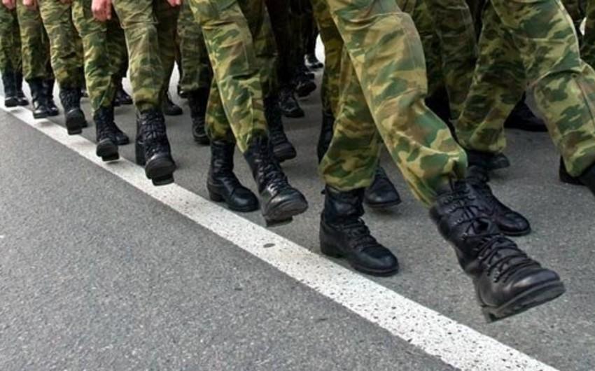 Rusiyanın iki mindən çox hərbçisi Dağıstanda təlimə başlayır
