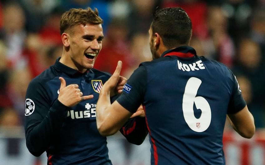 Атлетико проиграл Баварии в ответном матче, но вышел в финал Лиги чемпионов - ВИДЕО