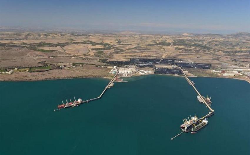 Bu il BTC kəməri ilə 18 mln. ton Azərbaycan nefti nəql olunub