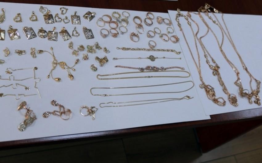 Azərbaycan vətəndaşının daxili orqanından külli miqdarda qızıl-zinət əşyaları çıxıb