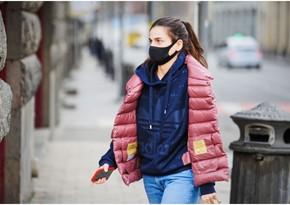 Gürcüstanda açıq havada qoruyucu maska taxmayanlar cərimələnəcək