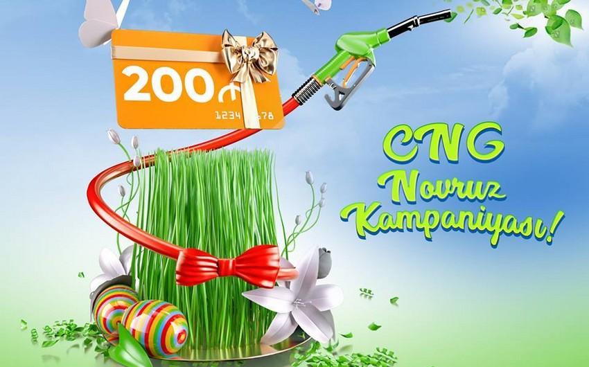 SOCAR Petroleum запустил новую кампанию CNG Novruz
