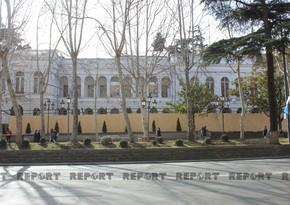 В Грузии реставрируется здание, где была провозглашена АДР