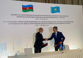 Baku hosts 17th meeting of Azerbaijan-Kazakhstan intergovernmental commission