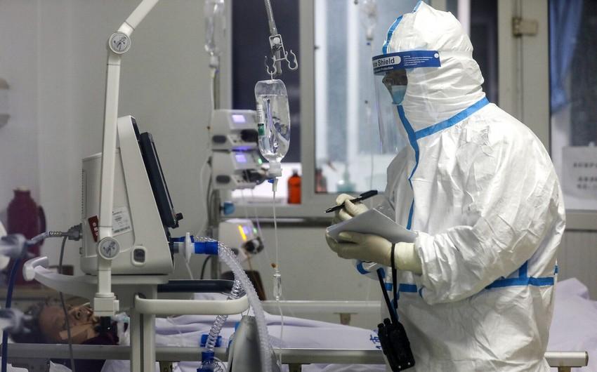 Ukraynada pandemiya qurbanlarının sayı 735-ə yüksəldi