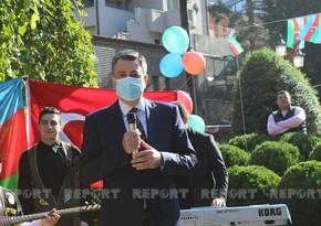 Ambassador: Our compatriots in Georgia share the joy of Azerbaijan's victories