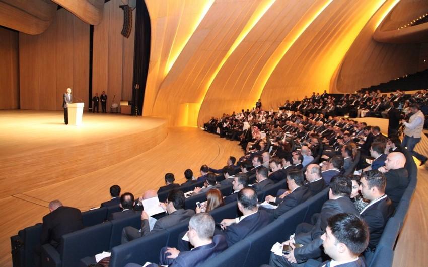 Bakıda Azərbaycan-Səudiyyə Ərəbistanı biznes forumu keçirilir