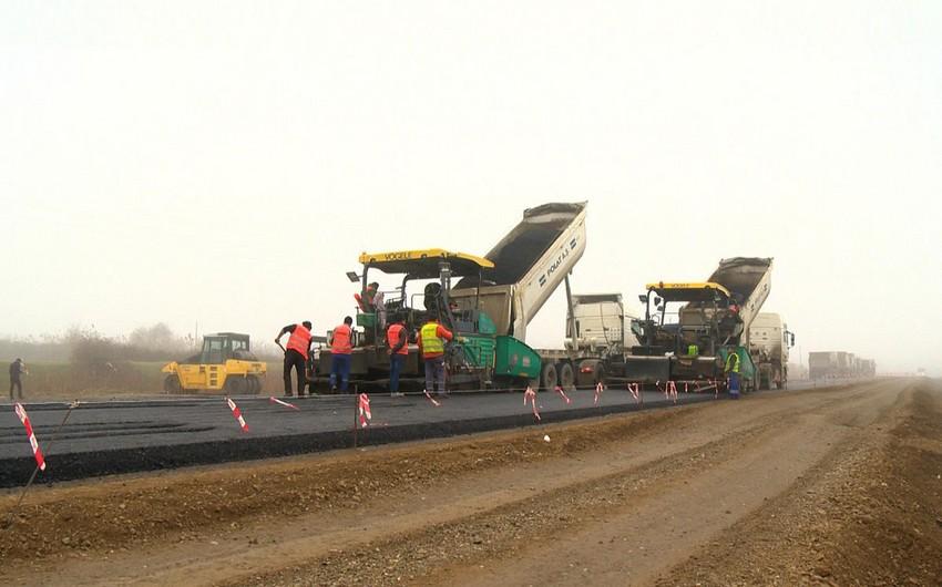 Bakı-Quba-Rusiya avtomobil yolunun yenidən qurulmasına 7,1 milyon manat ayrılıb