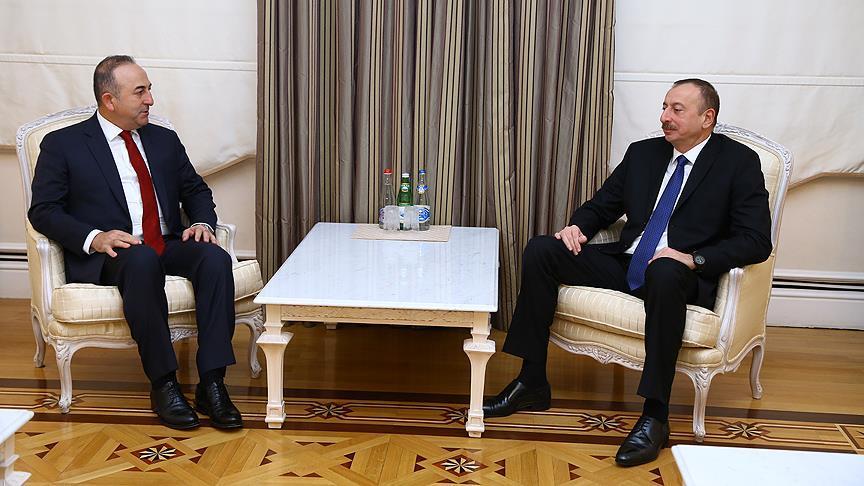 President Ilham Aliyev: Azerbaijani people is as always standing by the Turkish people