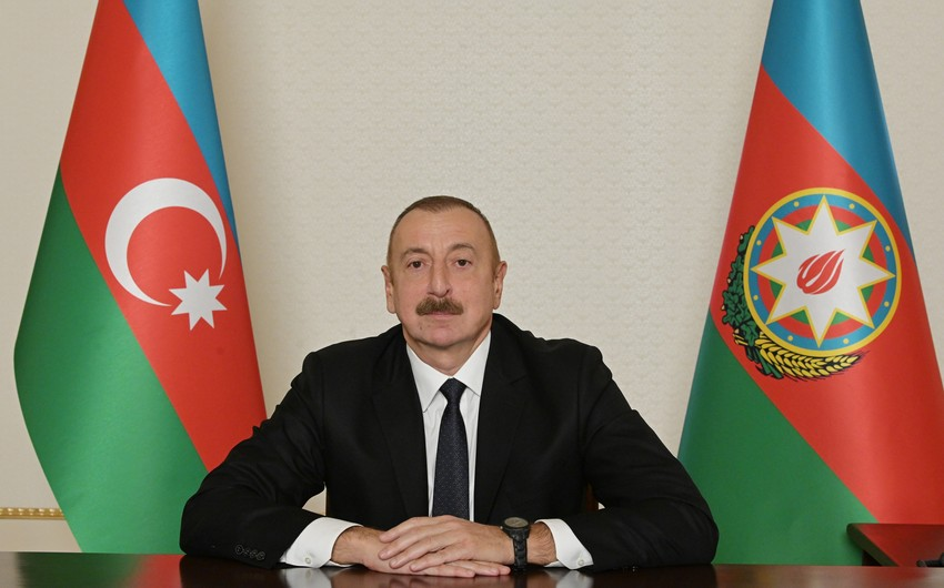 Ilham Aliyev: COVID-19 patients are treated in 46 state hospitals across country