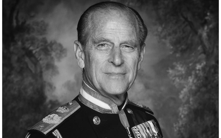 В Великобритании объявили траур по принцу Филиппу