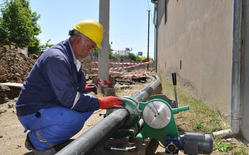 """""""Azərsu"""" Şirvan şəhərində 134 yaşayış binasının içməli su problemini həll edib"""