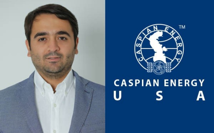 Elgar Baghirov appointed Chief Executive Officer of Caspian Energy USA