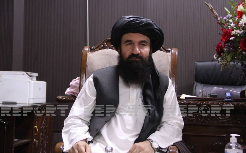 Taliban Cabinet rep: Afghanistan hopes to have good relations with all neighboring countries