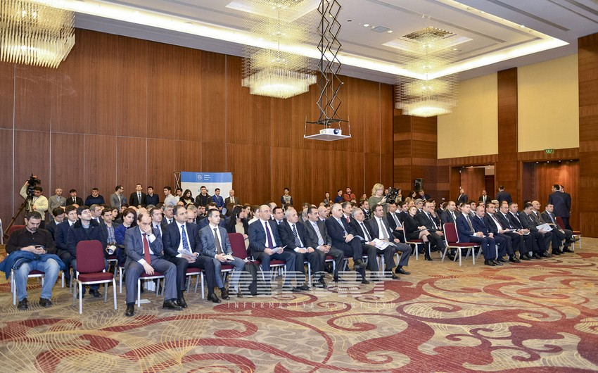 Azərbaycanda Açıq Hökumət Məlumatlar Portalının təqdimatı keçirilib