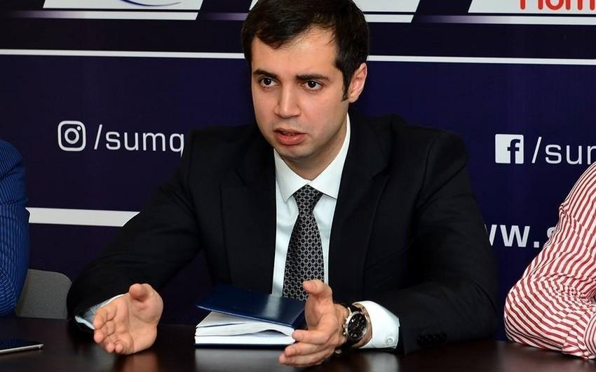 Riad Rəfiyev: Sumqayıtın heyətinin hər mövsüm dəyişməsi sevindirici haldır