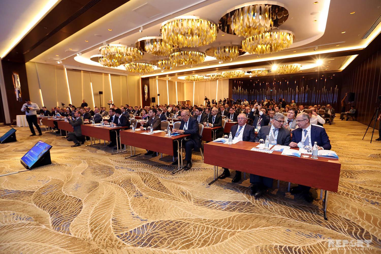 Bakıda SOCAR-ın III Beynəlxalq Forumu keçirilir