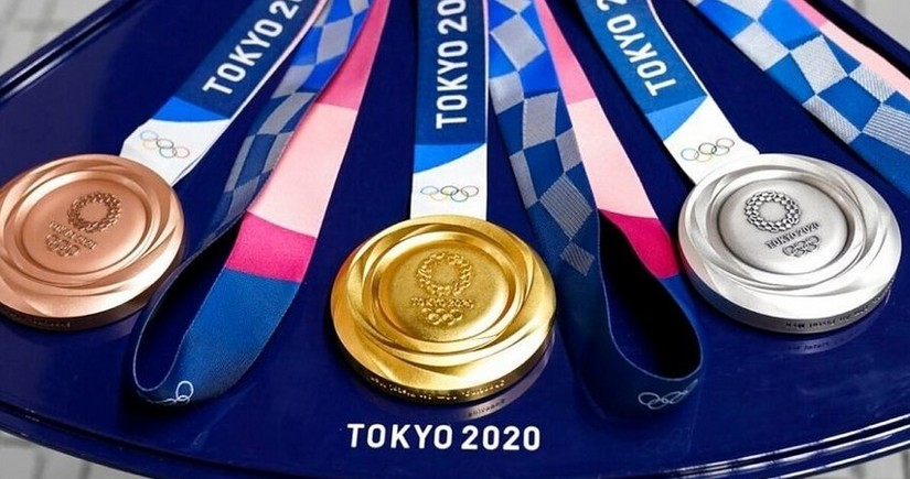 Tokio-2020: Çin yenidən zirvəni ələ keçirib